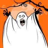 Halloween överrrakning Fotografering för Bildbyråer
