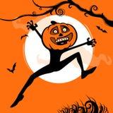 Halloween-Überraschung Lizenzfreie Stockbilder