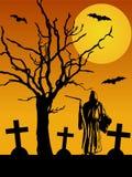 halloween страшный Стоковое Изображение