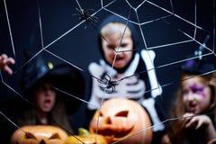 halloween страшный Стоковая Фотография