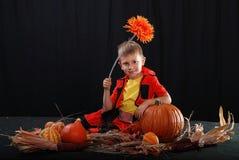 halloween счастливый Стоковое Изображение