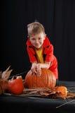halloween счастливый Стоковая Фотография RF