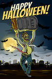 halloween счастливый Стоковое фото RF
