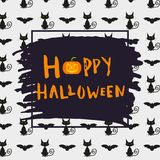 Halloween10 Stockbild
