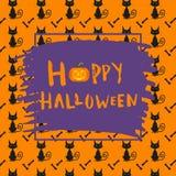 Halloween10 Stockfoto
