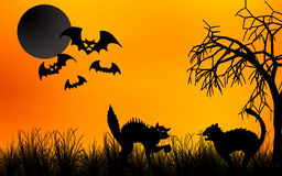 Halloween Fotos de Stock Royalty Free