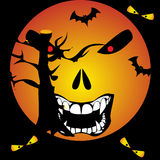 Halloween Royalty-vrije Stock Foto