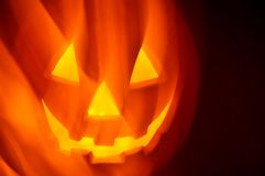 Halloween. This picture represents a scary Halloween pumpkin Royalty Free Stock Photo