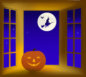Halloween-2 Fotografia de Stock Royalty Free