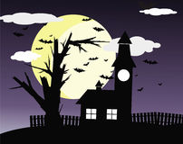 halloween stock illustrationer