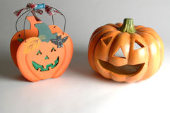 Halloween royalty-vrije stock afbeeldingen