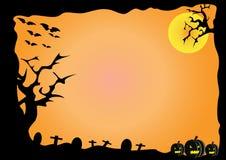 Halloween royalty-vrije illustratie
