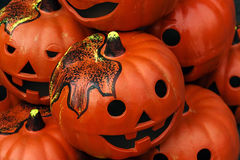 Halloween 3 i ceramika Zdjęcie Royalty Free