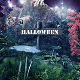 Halloween Photographie stock