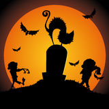 Halloween Images libres de droits