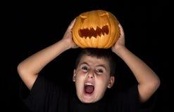 halloween Arkivfoton