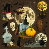 Halloween Photo libre de droits