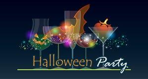 Halloween8 Foto de archivo libre de regalías