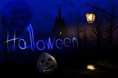 Halloween vektor abbildung