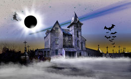 Halloween Photographie stock libre de droits