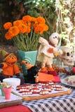 Партия Halloween Стоковое Фото