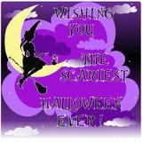 halloween Arkivbild
