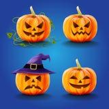 Halloween 4 Lizenzfreies Stockfoto