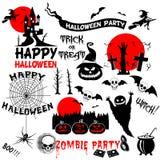 Halloween2 Fotos de Stock Royalty Free