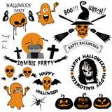 Halloween2 Imagens de Stock