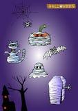 Halloween Fotografia de Stock Royalty Free