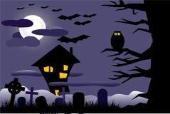 Halloween Royalty-vrije Stock Afbeelding
