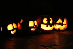 halloween Royaltyfri Fotografi