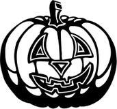 Halloween - abóbora Fotos de Stock