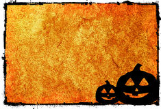 Halloween abstract Background Stock Image