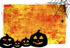 Halloween abstract Background Royalty Free Stock Images