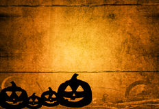 Halloween abstract Background Stock Images