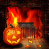 Halloween abstract backgrounds Royalty Free Stock Photo