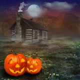 Halloween abstract backgrounds Stock Photo