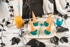 halloween abstrakcjonistyczna ilustracja Zdjęcie Royalty Free