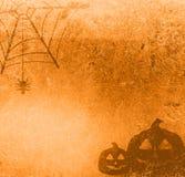 Halloween abstrakcyjne tło Fotografia Stock