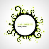 Halloween-abstrakter Hintergrund Lizenzfreie Stockbilder