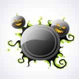 Halloween-abstrakter Hintergrund Lizenzfreies Stockfoto