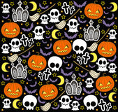 Halloween-achtergrond vector illustratie