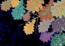 Halloween-achtergrond Royalty-vrije Stock Afbeelding