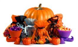 Halloween-Anordnung Lizenzfreies Stockbild