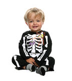 Halloween Baby Stock Photography