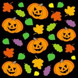 Halloween background 1 Royalty Free Stock Photo