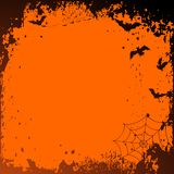 Halloween background Stock Images