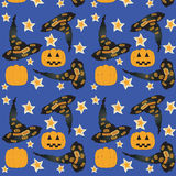 Halloween background. Royalty Free Stock Photo