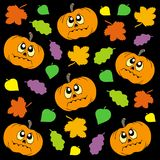 Halloween background 2 Royalty Free Stock Images